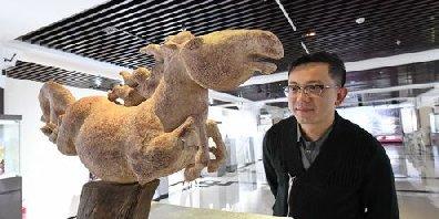 300件作品展示内蒙古陶艺创作成果