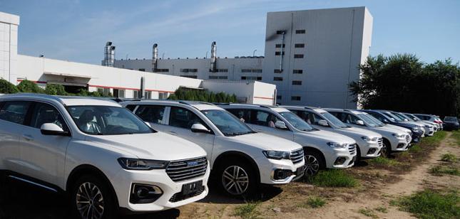 车市负增长 车企销量难达目标