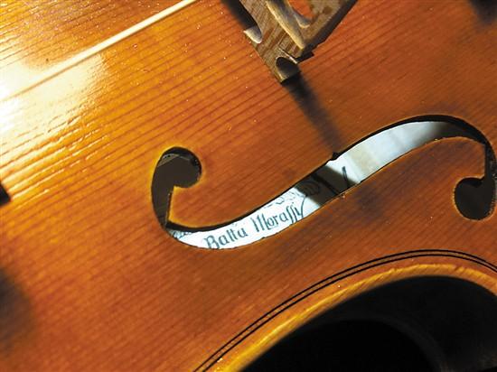 提琴收藏悠扬雅事如何成为理性收藏?
