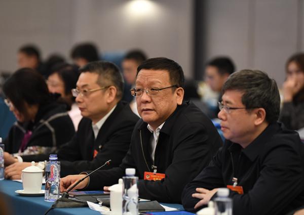 白清元委员:加快推进沿黄生态经济带建设