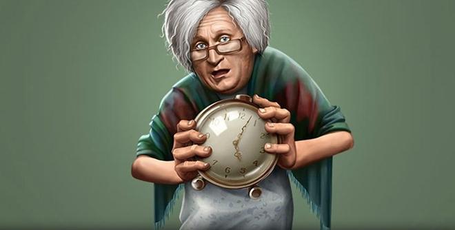 年龄越大觉得时间过得越快?