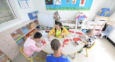 呼和浩特市儿童福利院:大爱真情暖童心