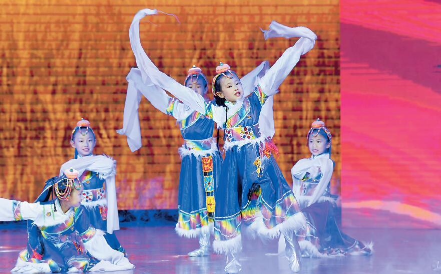 童心颂祖国・共圆中国梦