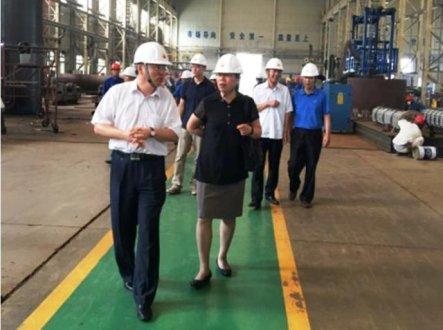 中国设备监理协会赴冀开展重大设备监理专项调研