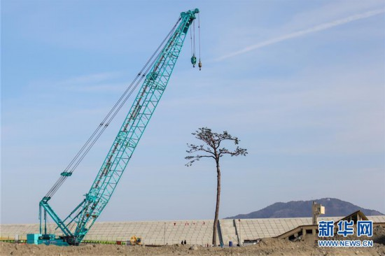 (国际・图文互动)(2)大地震8年后,日本东北灾区仍复兴艰难