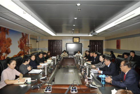 内蒙古召开环保社会组织动员部署