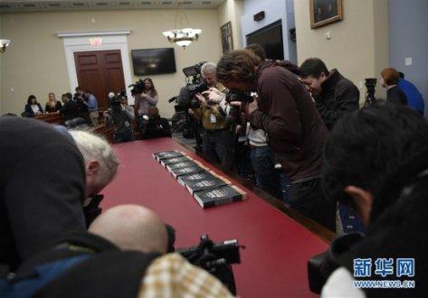 白宫向国会提交总额4.7万亿美元新财年预算报告