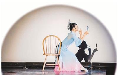 海外学子舞出中华之韵