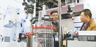 高端科研仪器国产化值得期待