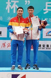徐海东:以青运会冠军为起点向更远大的梦想前进