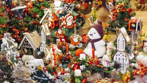 香格里拉圣诞集市 解锁趣味圣诞