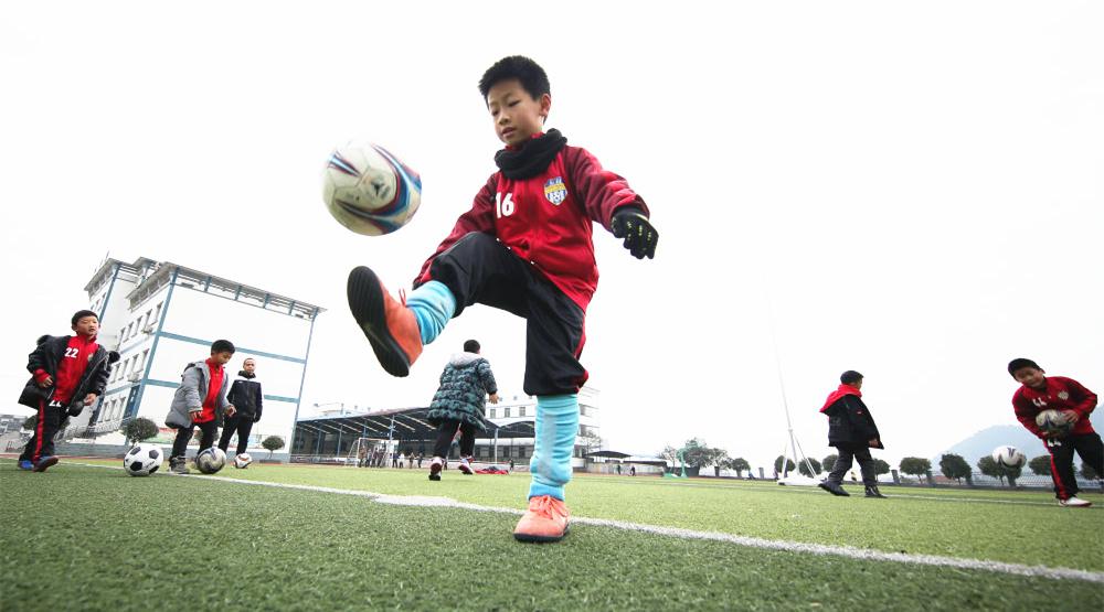 体育是人生最好的学校