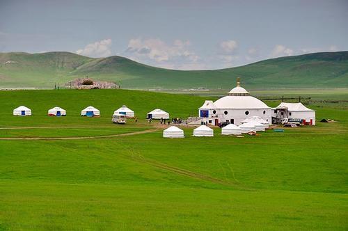 """""""五一""""假期内蒙古旅游业收入达43.06亿元"""